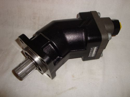 23cc Bent Axis Piston Pump ISO C/W